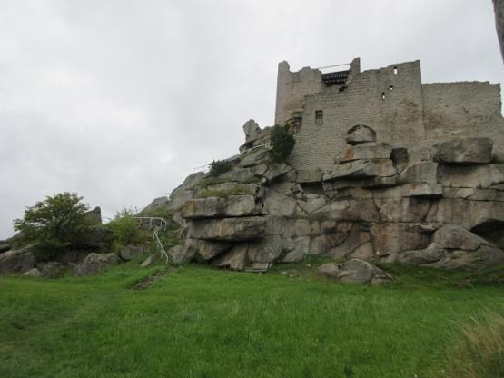 Burg Flossenbürg