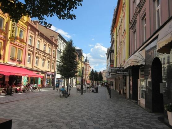 """Fußgängerstraße """"Svobody"""""""