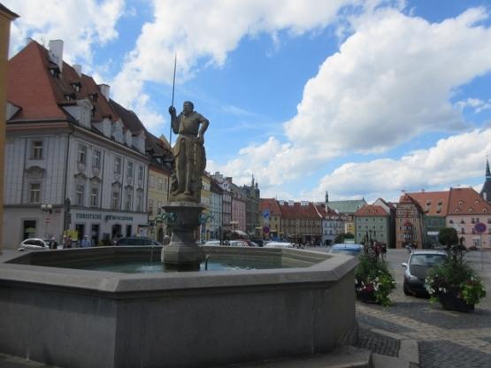 Der Rolandbrunnen
