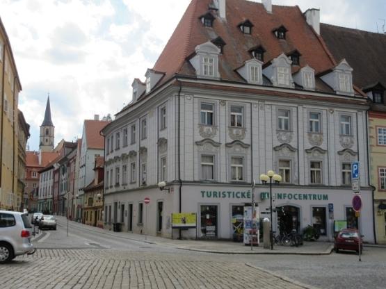 Tourismusbüro am Markt