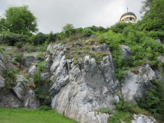Quarz-Steinbruch